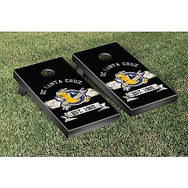 Victory Tailgate NCAA Banner Version Cornhole Game Set