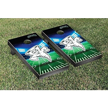 Victory Tailgate NCAA Stadium Version Cornhole Game Set; Lake Erie LEC Storm