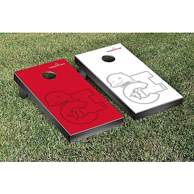 Victory Tailgate California State Channel Islands Dolphins Watermark Version Cornhole Game Set