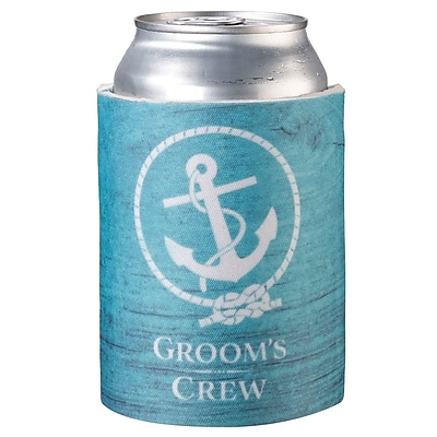 Lillian Rose Groom's Crew Cup Cozy WYF078280164535