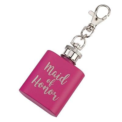 Lillian Rose Maid of Honor Mini Flask WYF078280164414