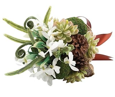 Lillian Rose Moss Wedding Bouquet