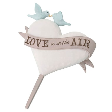 Lillian Rose Love is in the Air Cake Topper