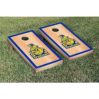 Victory Tailgate NCAA Hardcourt Border Version Cornhole Game Set
