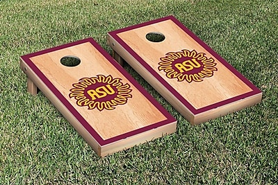 Victory Tailgate NCAA Hardcourt Border Version Cornhole Game Set