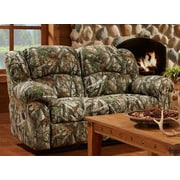 Cambridge Camo Double Reclining Loveseat by