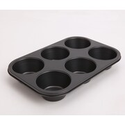 Wee's Beyond 6 Cup Non-Stick Muffin Pan