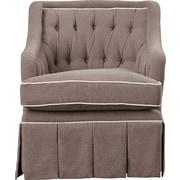 Darby Home Co Knepper Swivel Club Chair