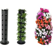 ApolloExportsInternationalInc. Flower Tower Resin Vertical Garden