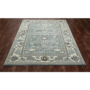 Art Carpet Maison Aqua Area Rug; Runner 2'7'' x 13'1''