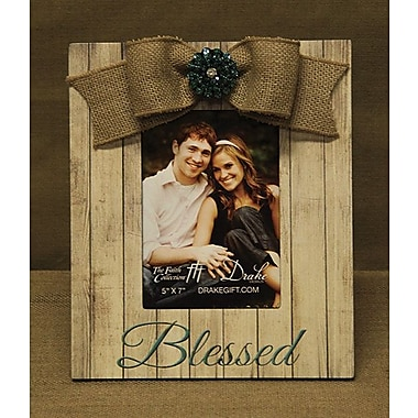 Carpentree Faith Blessed Picture Frame