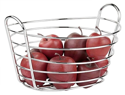Home Basics Simplicity Fruit Basket