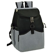 Picnic At Ascot 22 Can Houndstooth Backpack Cooler