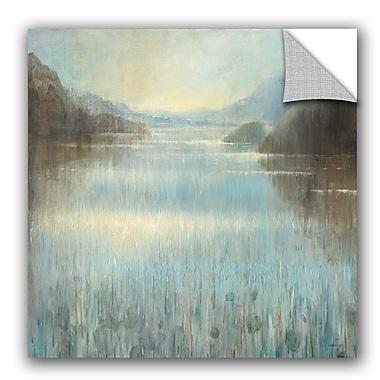 ArtWall Danhui Nai Through the Mist Square Wall Decal; 10'' H x 10'' W x 0.1'' D