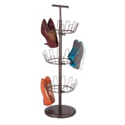 Honey Can Do 3-Tier Bronze Shoe Tree (SHO-02220)