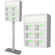 Brightworks Charging 6-Bay Charging Locker (PL6)