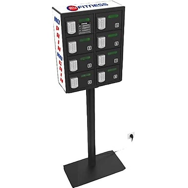 Brightworks Charging 8-Bay Charging Locker (PL8)