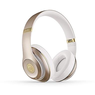 Beats - Casque d'écoute Solo3 Bluetooth supra-auriculaire, argent (MNEQ2LL/A)