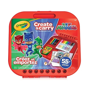 Crayola PJ Masks Create & Carry