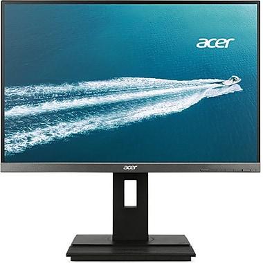 Acer - Moniteur IPS ACL DEL UM.QB6AA.B02 B6 B246HYL anti-reflets, 23,8 po, 1920 x 1080, 100 000 000:1, 6 ms