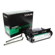 Lexmark Toner Cartridge, Laser, OEM, Black, (12A3360)
