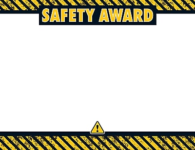 Great Papers® Safety Certificate, 11
