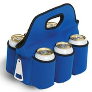 Picnic Plus by Spectrum 6 Can Neoprene Cooler Coozie; Royal