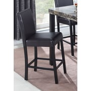 BestMasterFurniture Bar Stool w/ Cushion (Set of 2)