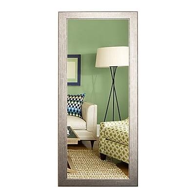 American Value Current Trend Studio Wall Mirror; 66'' H x 32'' W x 0.75'' D