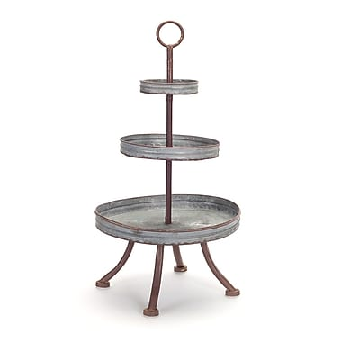 Melrose Intl. 3 Tiered Stand