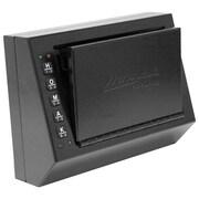 Homak Pistol Box Electronic; Small