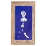 FishAye Trading Company Hammerhead Framed Print of Painting