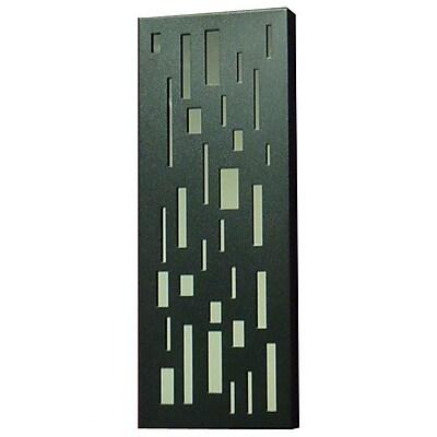 Mariano Metal Decor Rectangles Wall D cor