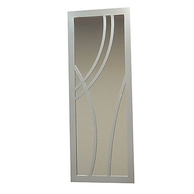 Mariano Metal Decor Offset Curves Wall D cor
