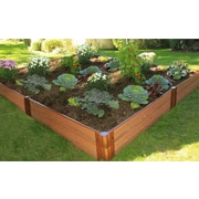 Frame It All 8 ft x 8 ft Composite Raised Garden