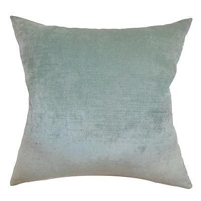 The Pillow Collection Ella Velvet Pillow; 18'' x 18''