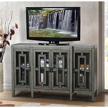 Wildon Home Savannah High Boy TV Stand