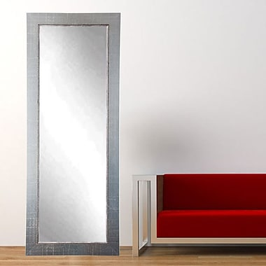 American Value Current Trend Full Length Wall Mirror; 70.5'' H x 21'' W x 0.75'' D
