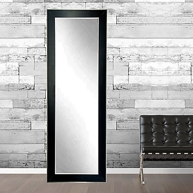 American Value Current Trend Apartment Full Length Wall Mirror; 71'' H x 21.5 W x 0.75'' D