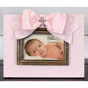 Carpentree Faith Picture Frame; Pink