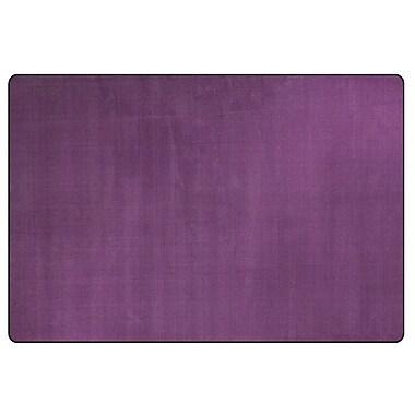 Flagship Carpets Americolors Pretty Purple Area Rug; 12' x 15'