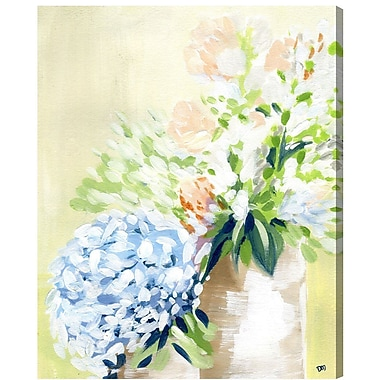 Art Remedy Wedding Season Canvas Print, Oliver Gal; 24'' H x 20'' W