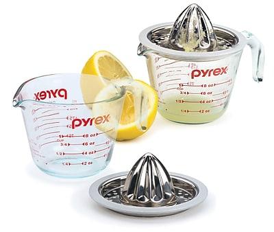 RSVP-INTL 2 Piece Citrus Juicer Set