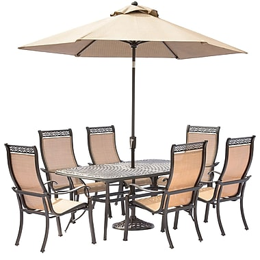 Hanover Manor 7 Piece Dining Set