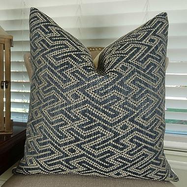 Plutus Brands Duncan Range Throw Pillow; 20'' H x 20'' W