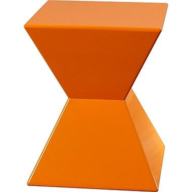 Sunpan Modern Urban Unity Rocco End Table; Orange