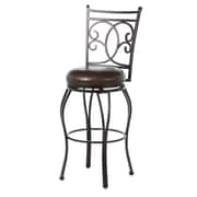 Darby Home Co Westhope 30'' Swivel Bar Stool