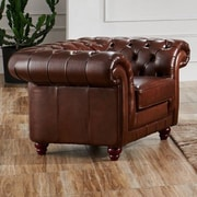 NociDesign Leather Arm Chair