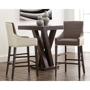 Sunpan Modern 5West Vincent 30'' Bar Stool w/ Cushion