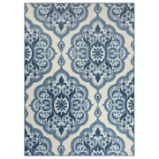 Maples Rugs Fiona Blue Area Rug; 5' x 7'